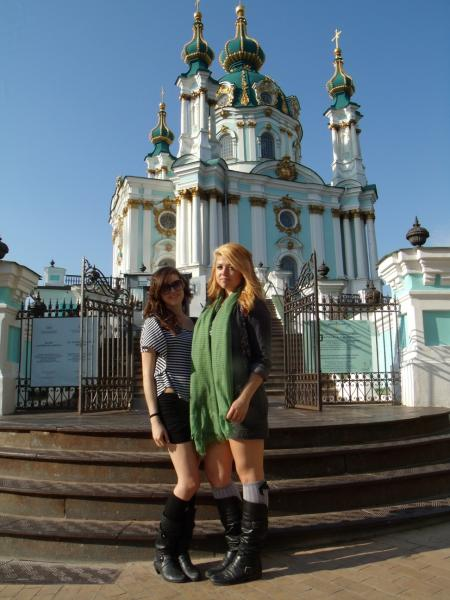 study abroad in Eastern Europe with EESA, Kyiv, Ukraine