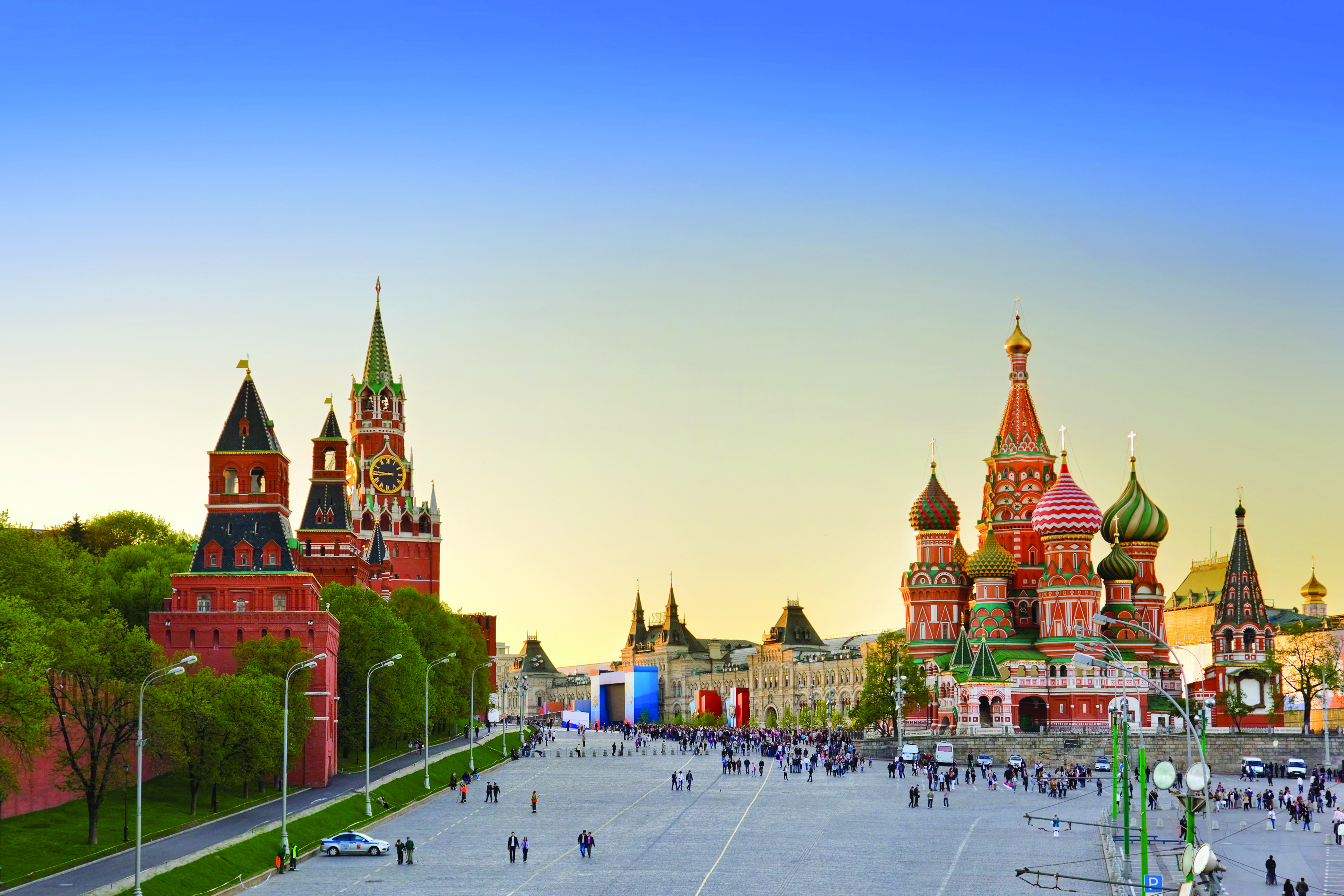 Language & Culture in Moscow