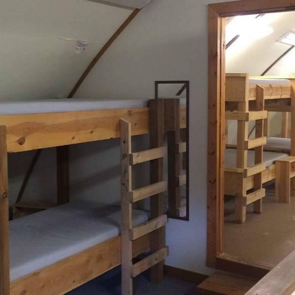 Volunteer lodging in Montana
