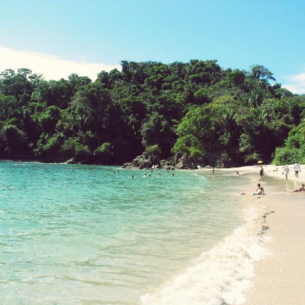 Manuel Antonio Beach - Intern in Costa Rica - Adelante Abroad
