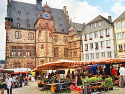 Study abraod in Marburg, Germany