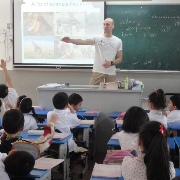 Teaching Programs in China with Love Volunteers!