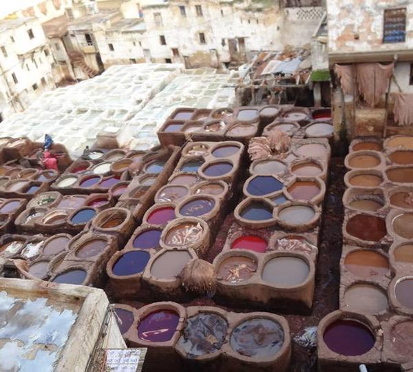 Medina in Meknes, Morocco
