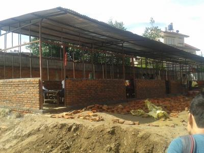 new school after earthquake in nepal