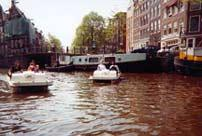 Study Abroad in Amsterdam, Netherlands
