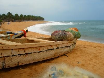 Photo of scenery in Togo, taken by a Projects Abroad Volunteer