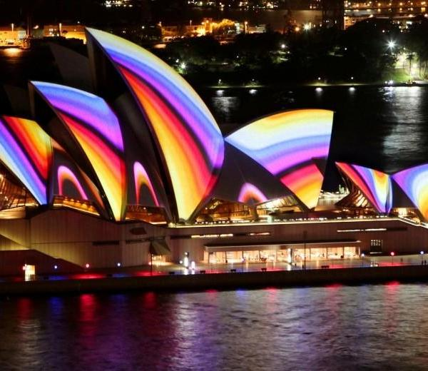 Opera House, Sydney, City