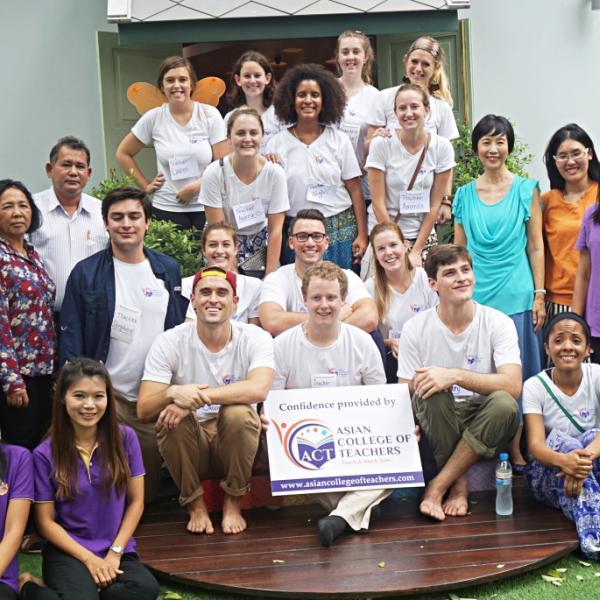 TEFL Participants