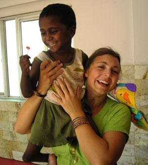 Care for Children in an Orphanage in India | travellersworldwide.com