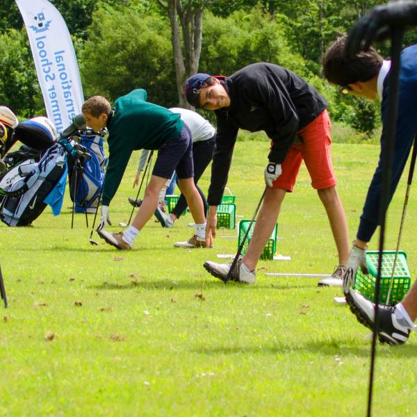 Summer Golf Classes in Scotland