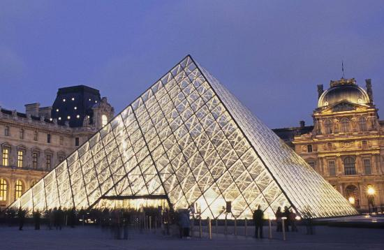 Visit the Louvre Museum with Language and Work Holiday in France