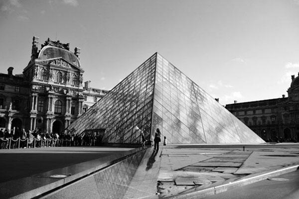 Athena Study Abroad Paris, France Louvre