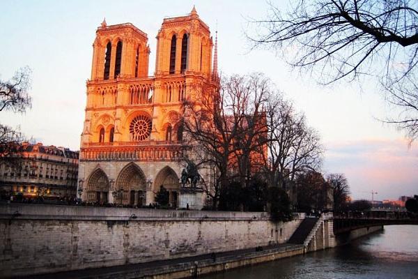 Athena Study Abroad Paris, France Notre Dame