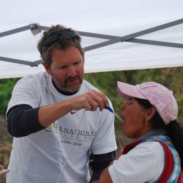 International Medical Aid - Ecuador