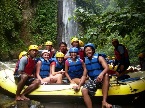 rafting, bali, indonesia