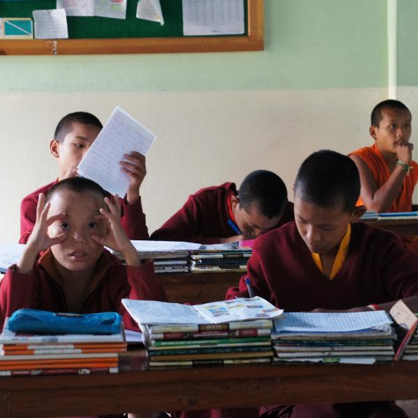 Special Needs Program in Nepal with Love Volunteers!