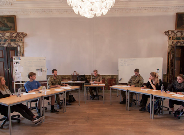 Study European Politics in Copenhagen, Denmark