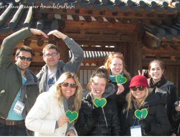 greenheart travel english teachers in South Korea