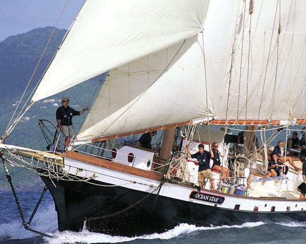 Seamester, Ocean Star, Study Abroad