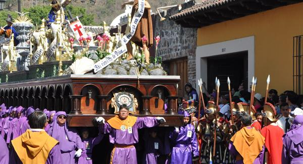 Semana Santa in Guatemala