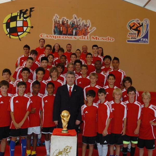 Spanish Soccer Federation International Soccer Camps 1