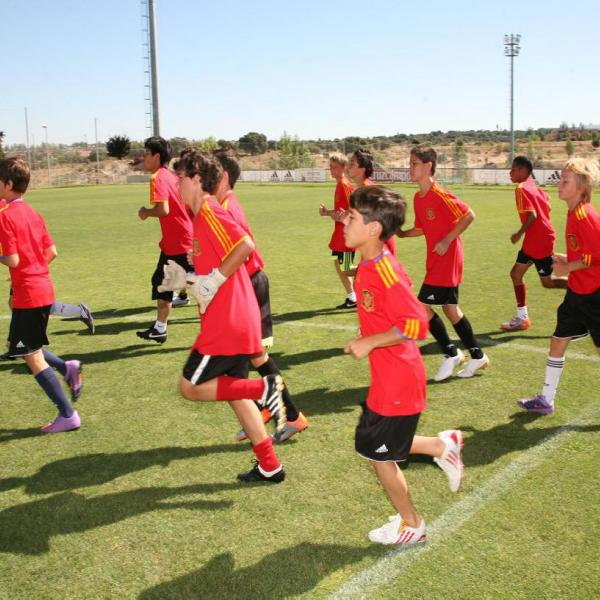 Spanish Soccer Federation International Soccer Camps 2