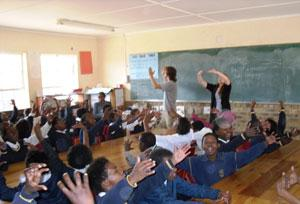 Teach Drama, Dance & Music in South Africa | travellersworldwide.com