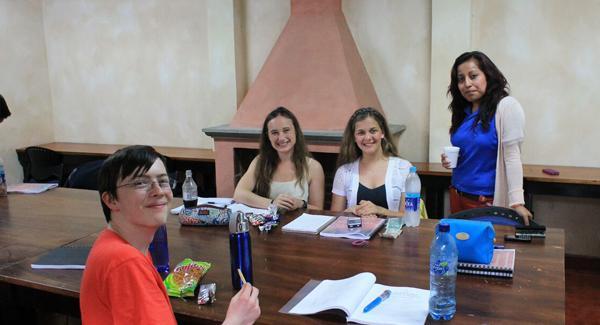 Spanish Class in Guatemala