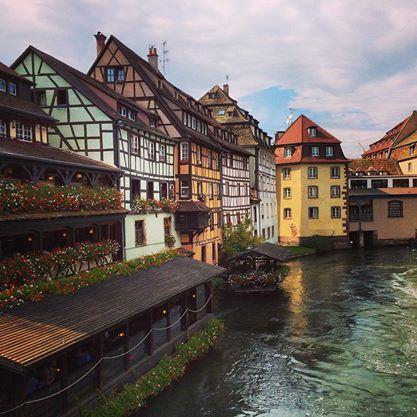 Strasbourg houses