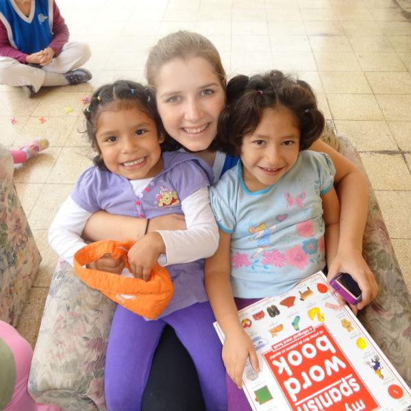 Student volunteer opportunities in Peru