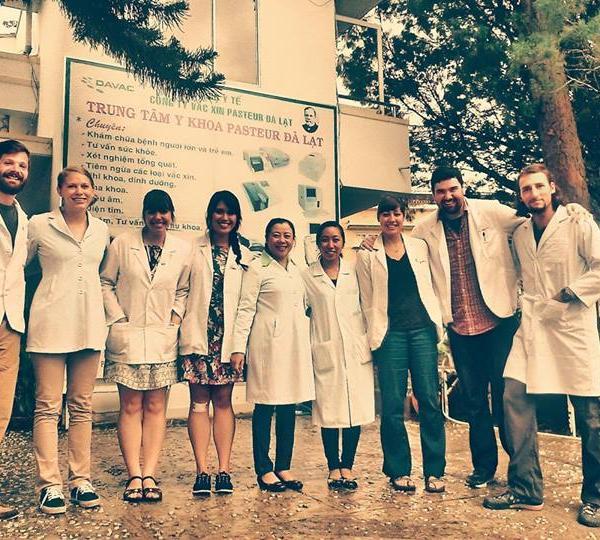 Summer Medical Interns, Dalat