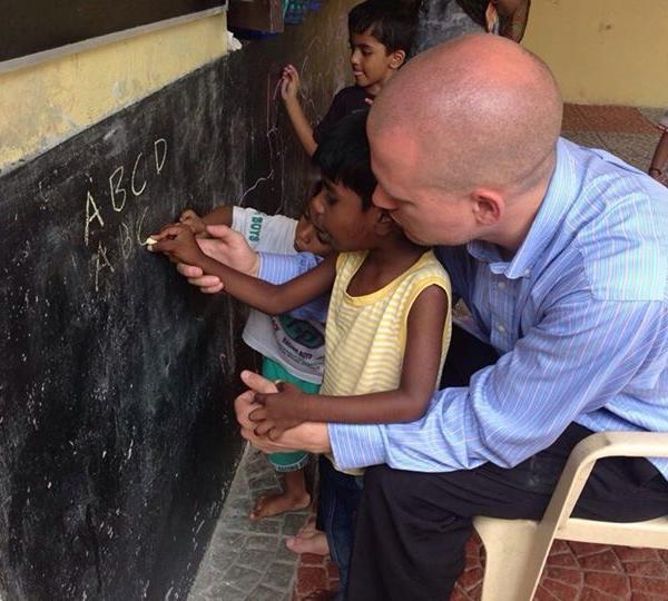 Teach English in India