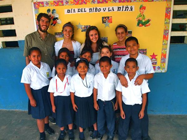 Teaching english in rural Panama