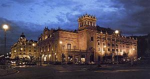 study in Bilbao, Spain
