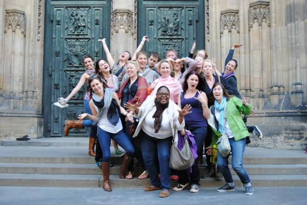 TEFL certification courses Prague