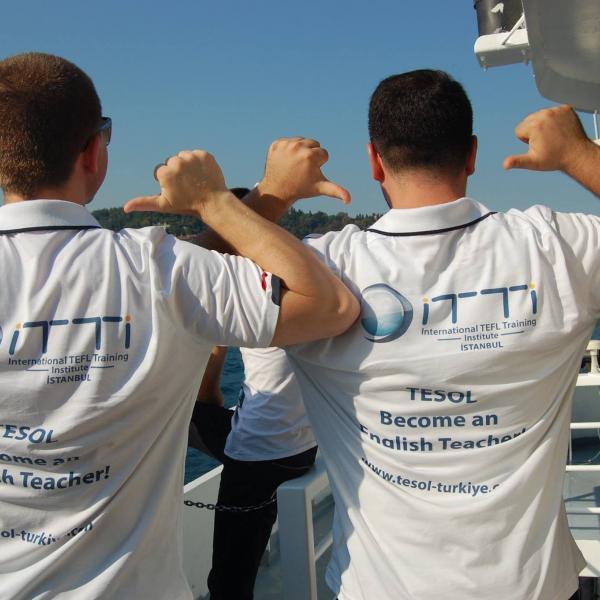 ITTI Graduates! Bosphorus Cruise!