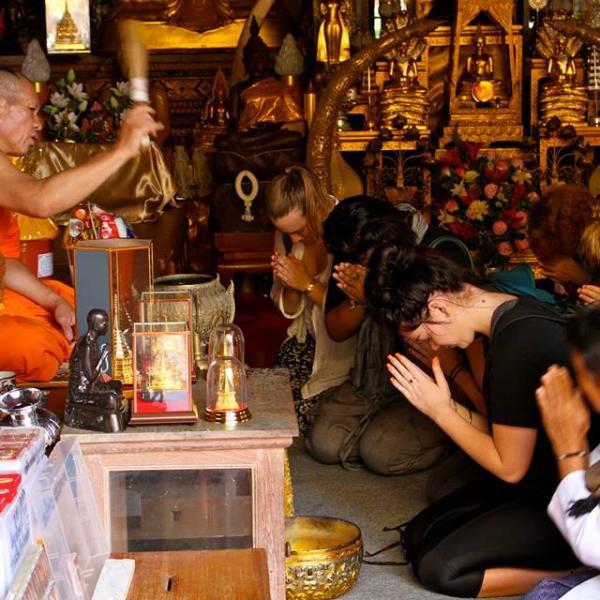 Chiang Mai TESOL TEFL Thailand Culture