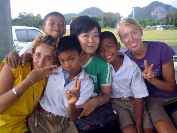Volunteer in Thailand!