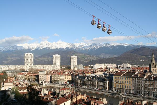 CEA: Study Abroad in the French Alps: Grenoble, France