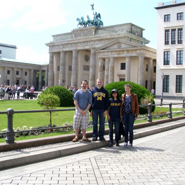 Cultural Vistas Fellowship, Germany