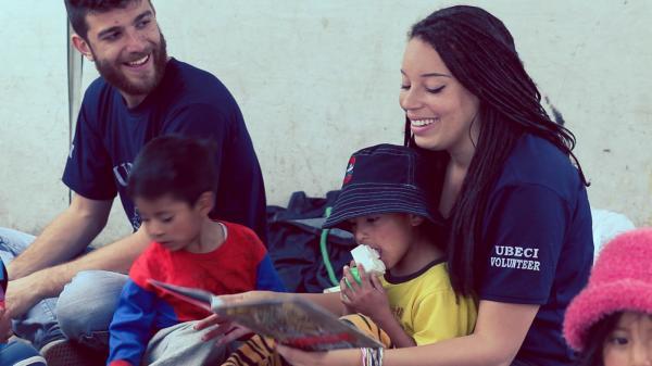 Volunteer with Street Children with IVHQ in Ecuador