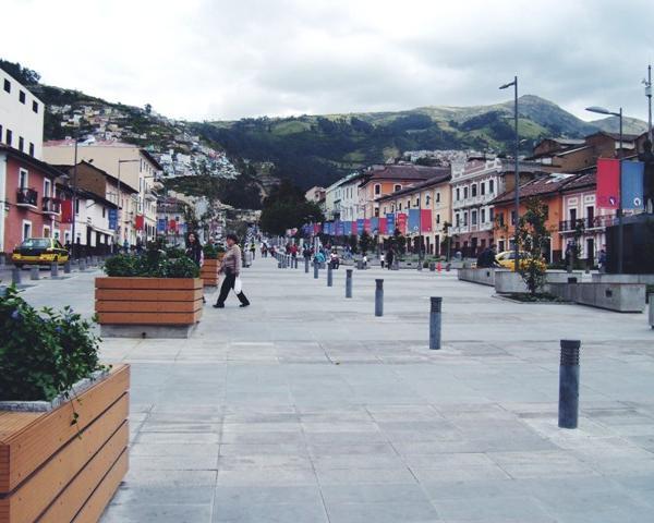 Volunteer in Quito