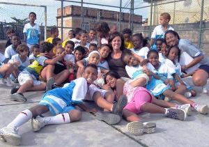 Volunteering with Young Children in Rio de Janeiro, Brazil