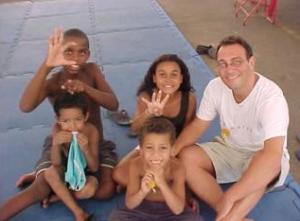 Volunteering with Sports Development in RIo de Janeiro, Brazil