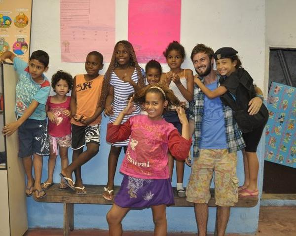 Volunteering with young children and education in Rio de Janeiro, Brazil