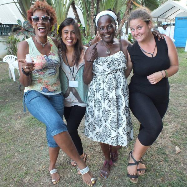 Volunteering as Community Development Facilitators in St. Mary, Jamaica