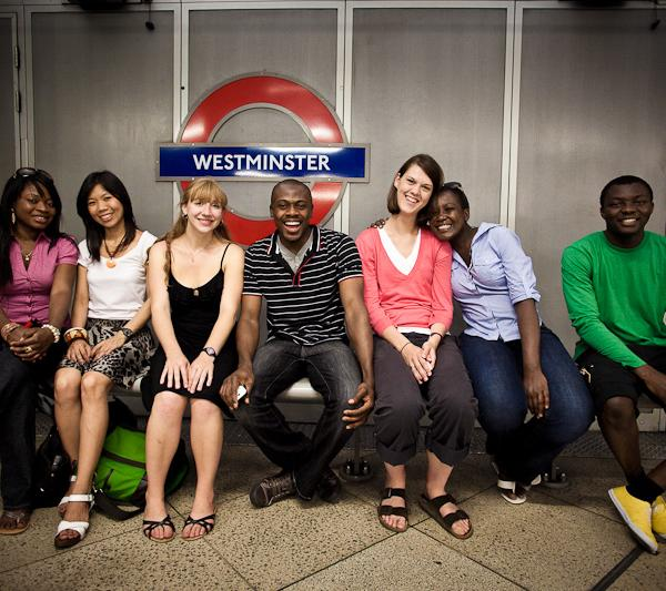 Westminster metro students London