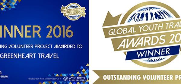2016 Exceptional Volunteer Project Award Winner