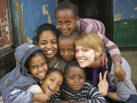 Teaching and Working with Children in Ethiopia with Love Volunteers!