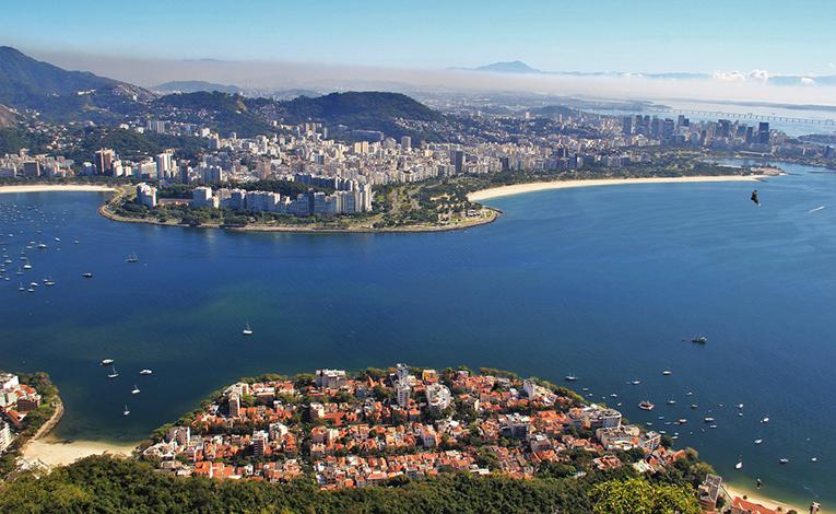Seascape Bay, Rio de Janeiro, Brazil